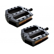 Pedal Plataforma Mtb Nylon F.Style 9/16 PP Preto