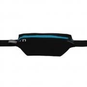Pochete Esportiva Para Corrida Speedo Fit N Zíper Azul
