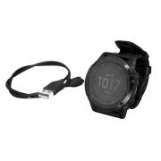 Relógio Garmin Fenix 5x Plus Safira Seminovo