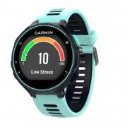 Relógio Garmin Forerunner 735XT Preto Azul GPS Cardíaco