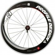 Roda Traseira Profile Design Altair 80 Semi Carbon Clincher