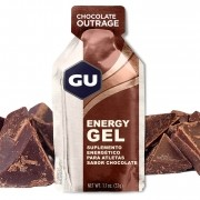 Sachê Gel Carboidrato Gu Energy Sabor Chocolate Belga 32g