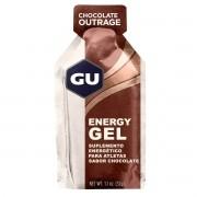 Sachê Gel Carboidrato Gu Energy Sabor Chocolate Belga 32g