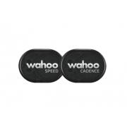 Sensor de Velocidade e Cadência Wahoo Bundle