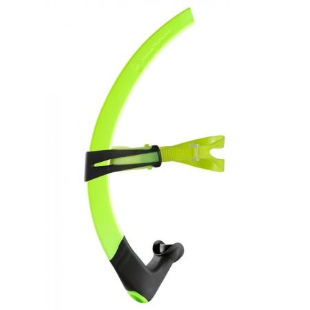 Snorkel Frontal Aqua Sphere Michael Phelps Focus Lima/Preto