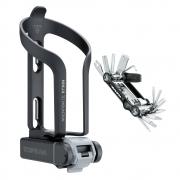 Suporte Caramanhola Topeak Ninja TC Mountain + Canivete Tool