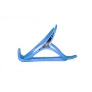 Suporte de Garrafa Caramanhola Nylon Triz Azul e Preto
