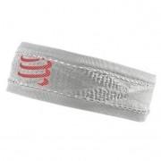 Testeira Compressport Branco Faixa Cabeça proteção Suor