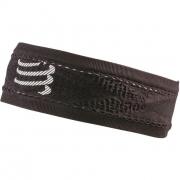 Testeira Compressport Faixa de Cabeca V2 Headband preto