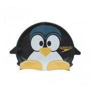 Touca de Natação Infantil Speedo Pinguim