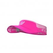 Viseira Compressport Ultralight Rosa Lançamento