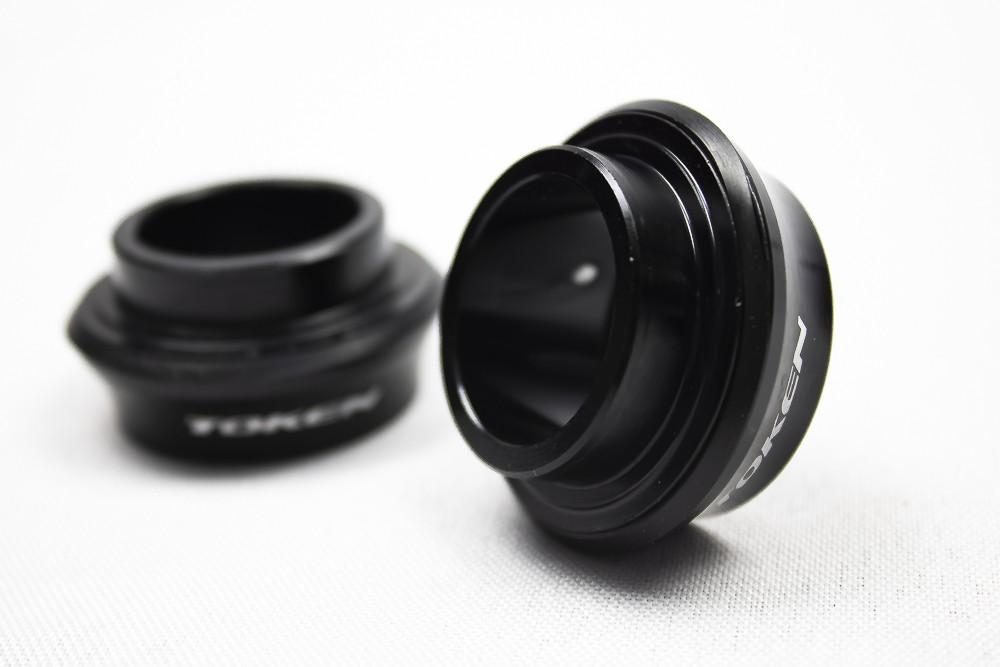 Adaptador Movimento Central BB30 PF30 Shimano 24-24mm Token