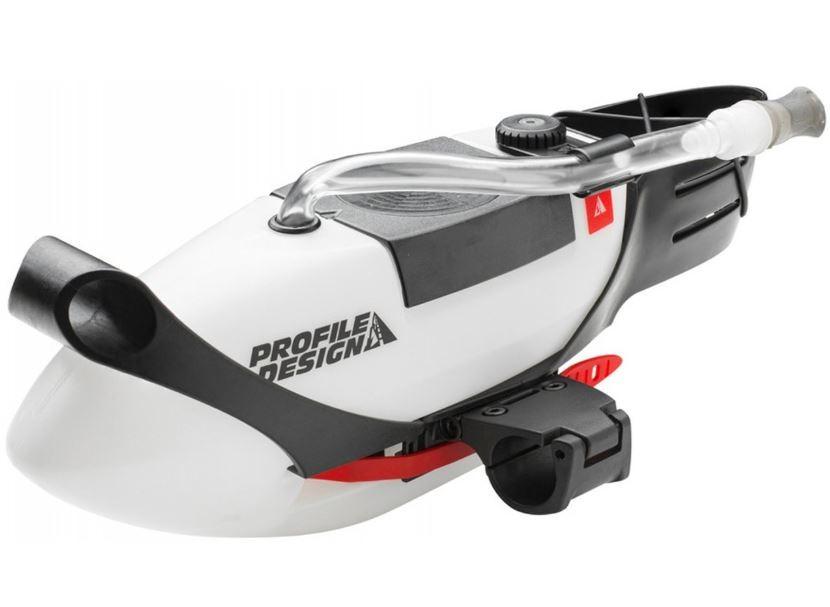 Aerodrink Profile Design FC25 Branco Meio Clip Modelo Novo