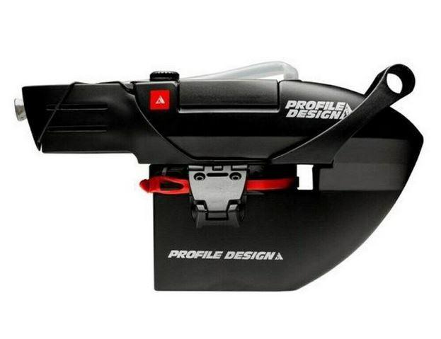 Aerodrink Profile Design FC35 Preto Meio Clip Modelo Novo
