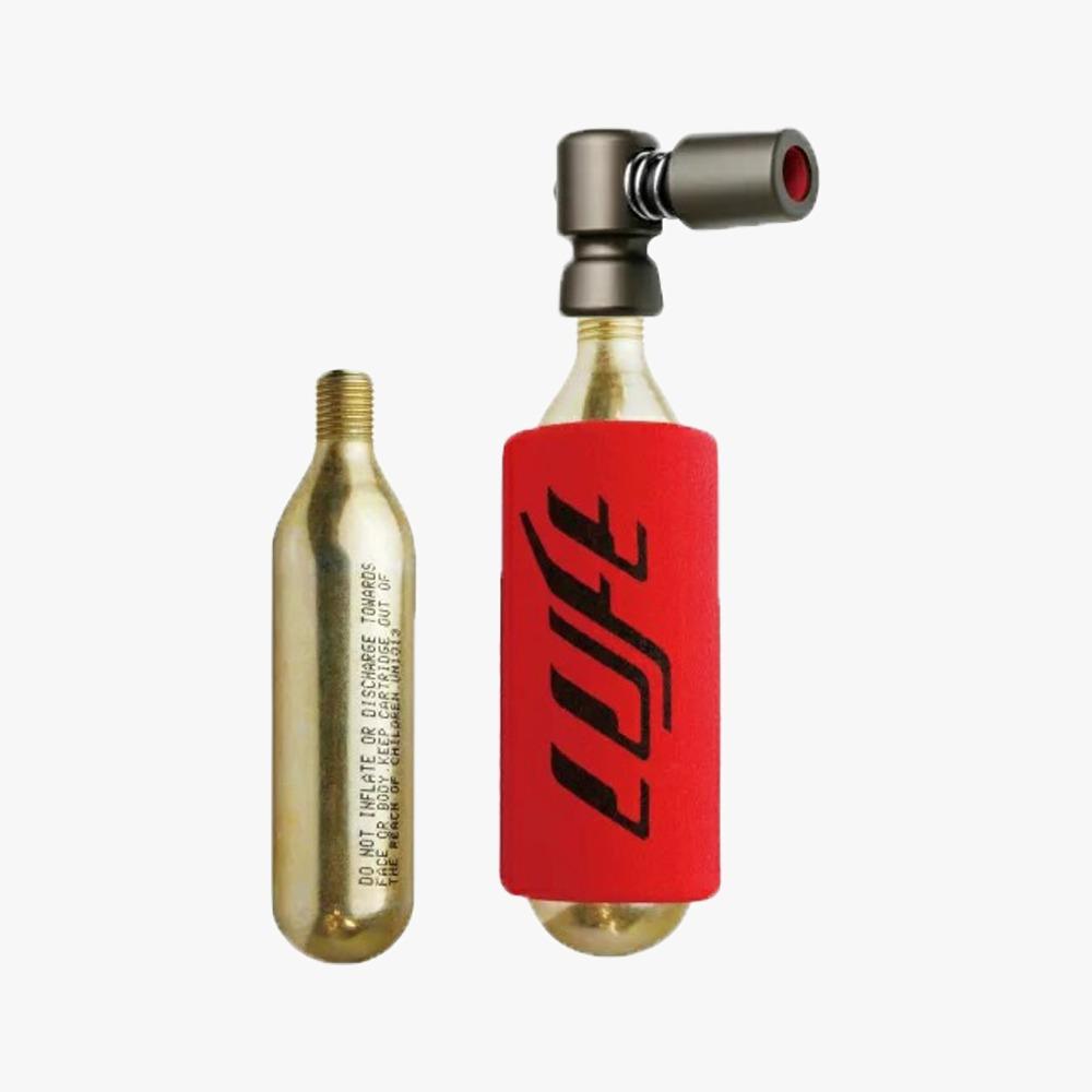 Aplicador Bomba de Co2 Luft Lf0104 Acompanha 2 Co2