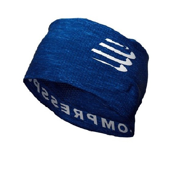 Bandana Multifuncional Compressport Thermo Ultralight Azul