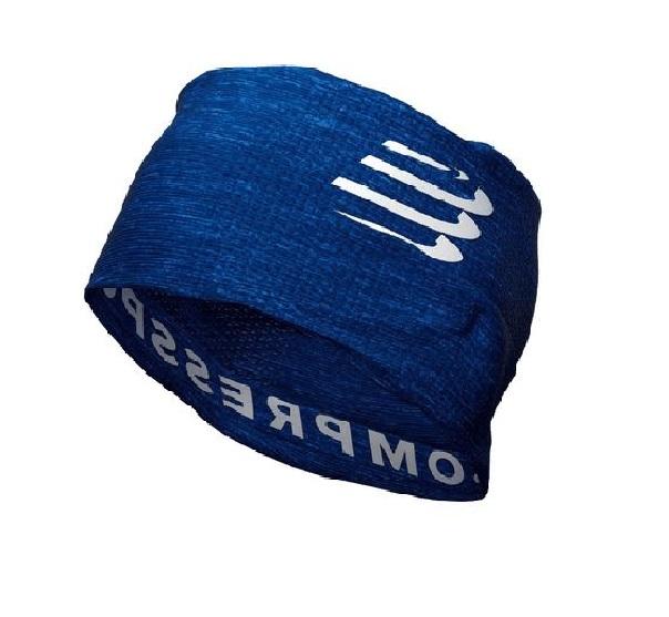 Bandana Multifuncional Compressport Thermo Ultralight Azul