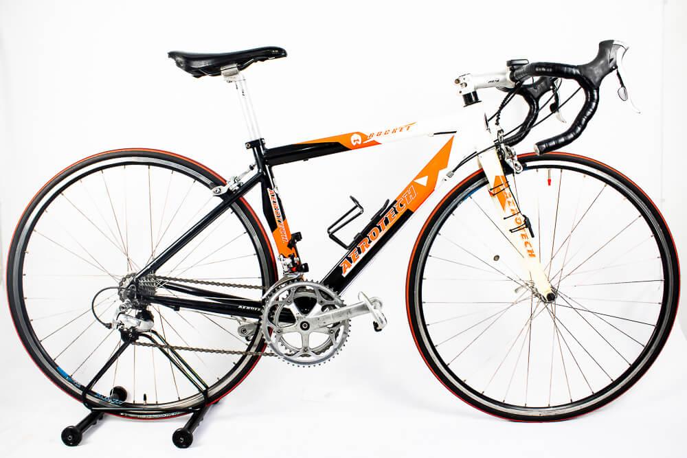 Bicicleta Aerotech Rocket Seminova Tamanho 48 Tiagra