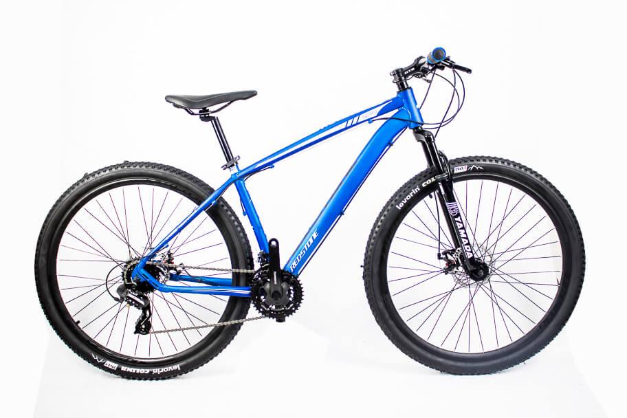 Bicicleta Aro 29 Mtb Redstone Nitro 24V Azul Fosco 17