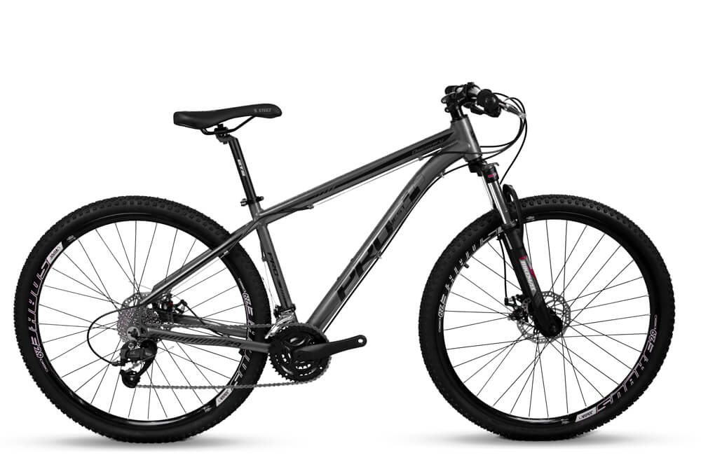 Bicicleta Aro 29 Prowest Freio Mec Trava Susp 27v Grafite