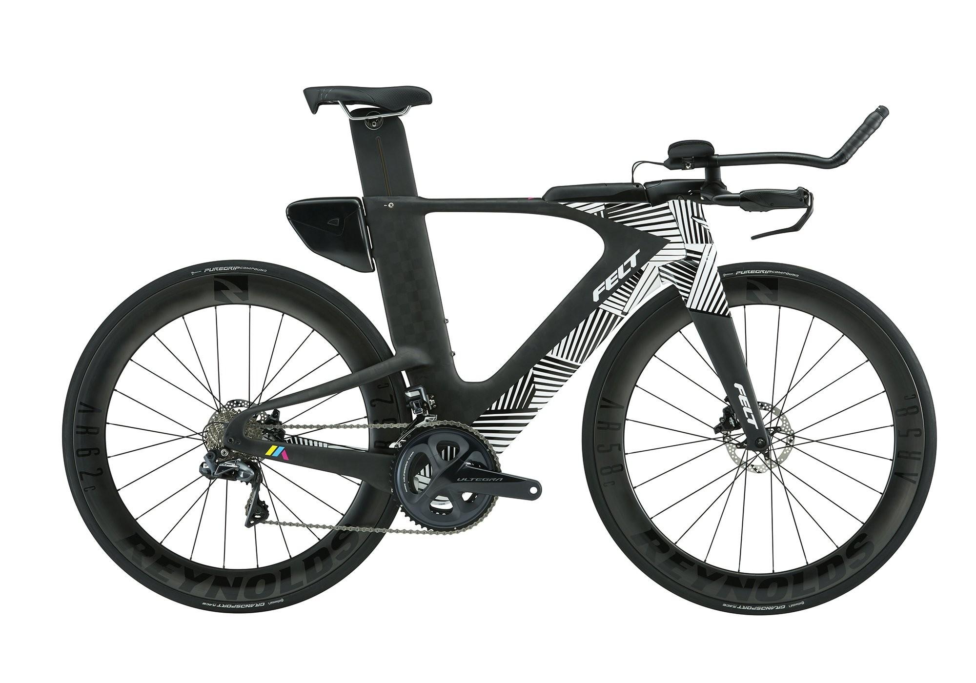 Bicicleta de Triathlon Felt IA Advanced Force Etap Axs