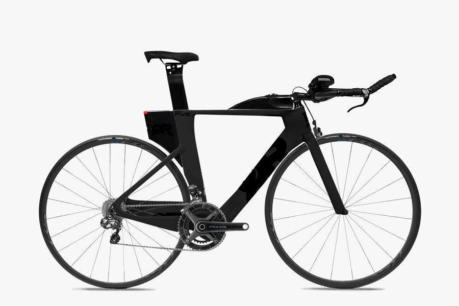 Bicicleta de Triathlon Quintana Roo PRFive Ultegra 11V