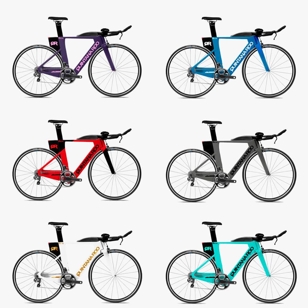 Bicicleta de Triathlon Quintana Roo PRSix Ultegra 11V