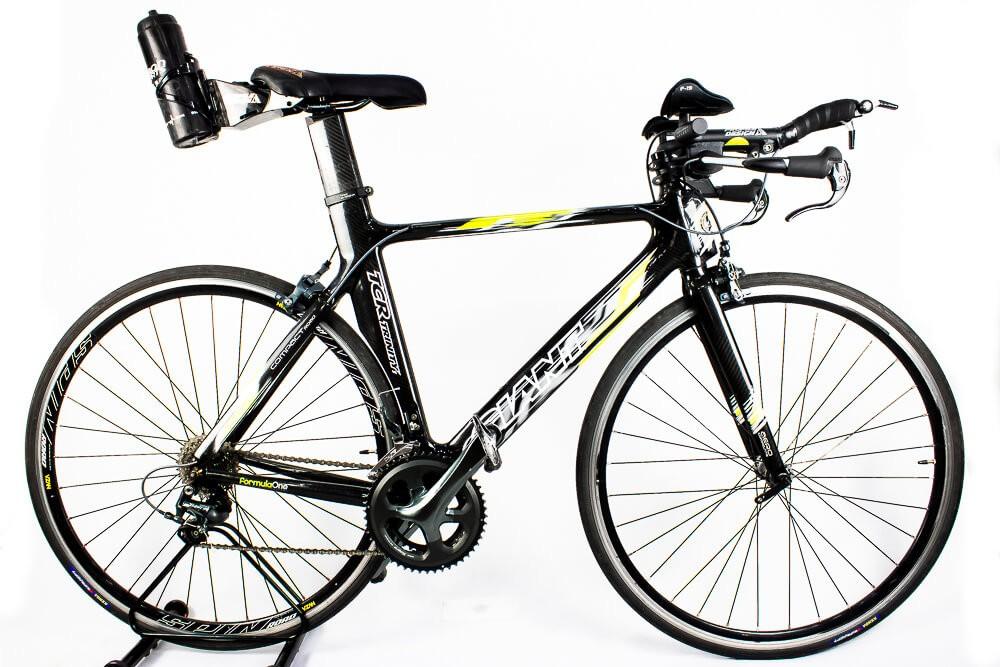 Bicicleta Giant TCR Trinity Seminova Tamanho 54 Tiagra