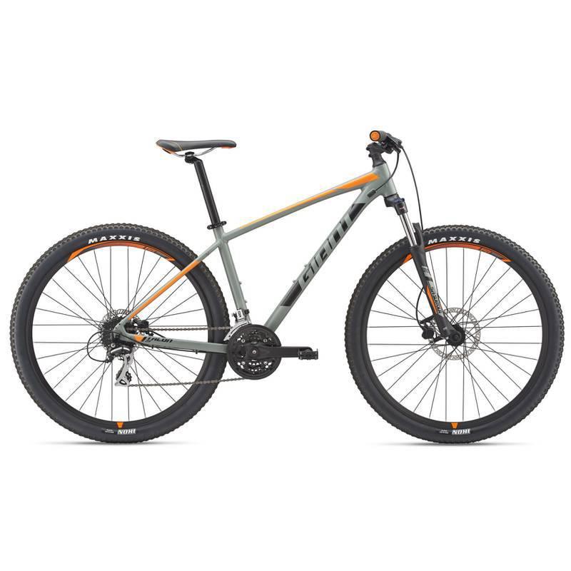 Bicicleta Mtb Aro 29 Giant 29Er3 Talon Shimano Acera Cz/Lrj