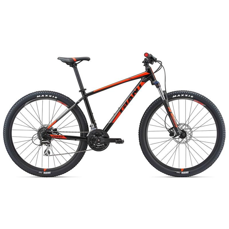 Bicicleta Mtb Aro 29 Giant 29Er3 Talon Shimano Acera Pto/Vm