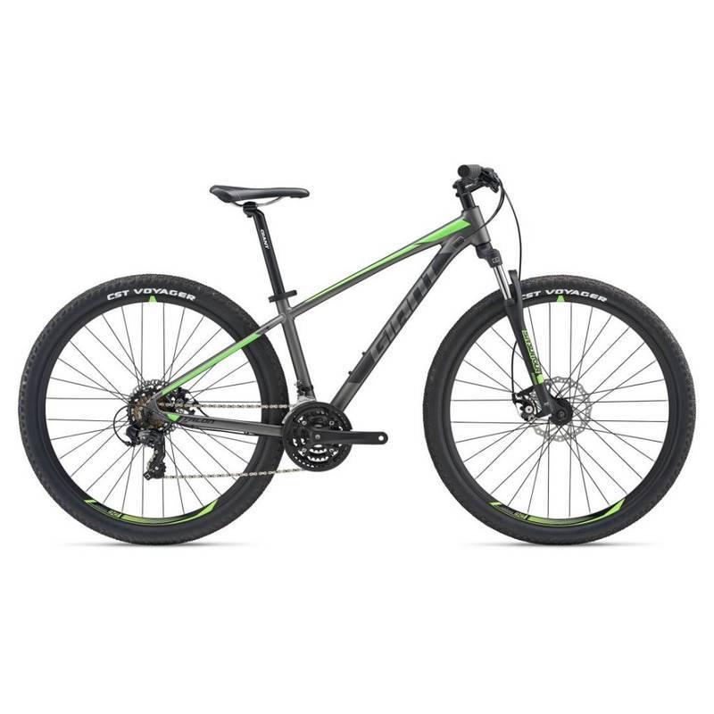 Bicicleta MTB Aro 29 Giant  29ER4 GI Talon PTO/Verde