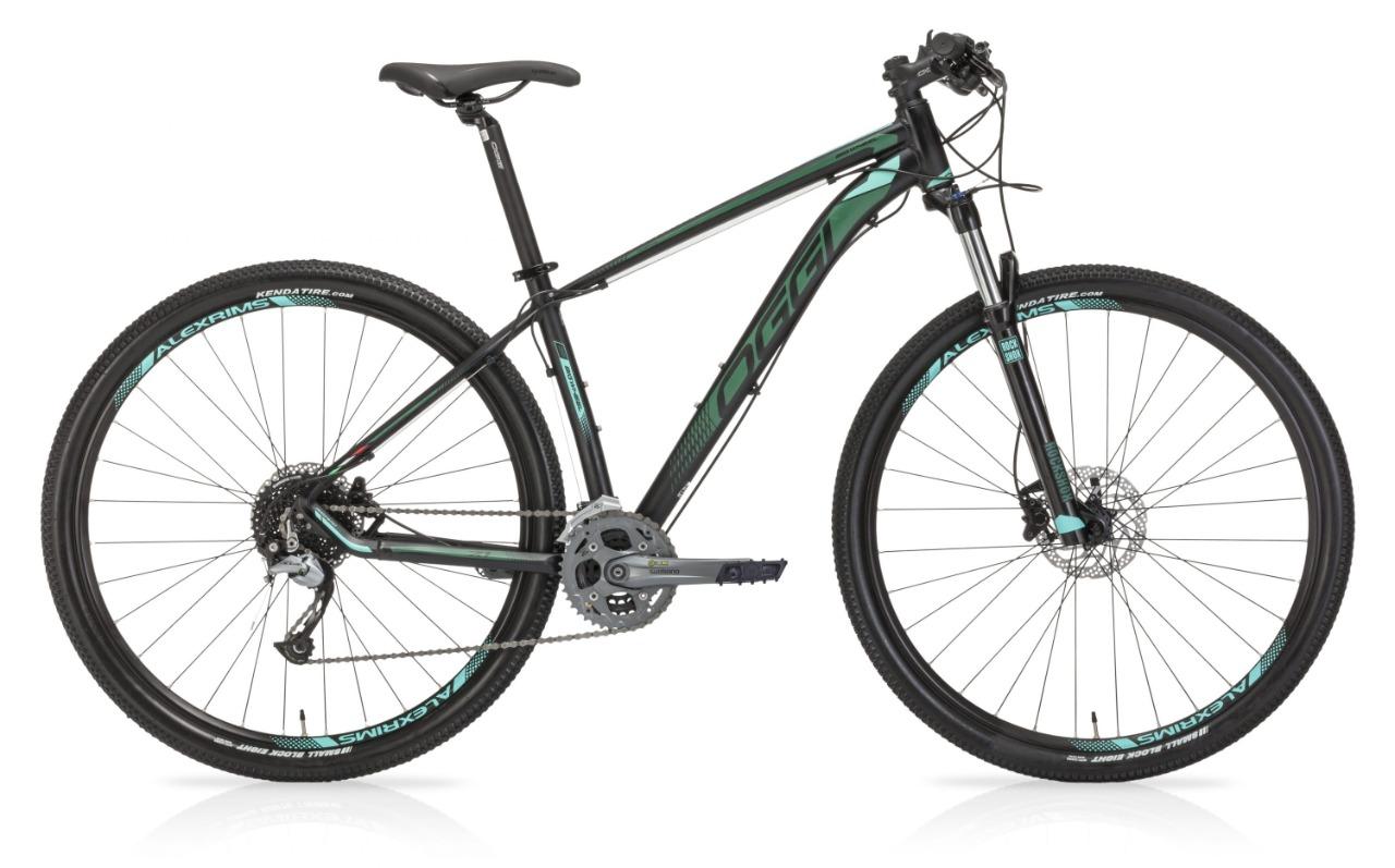Bicicleta MTB Oggi Big Wheel 7.1 15,5 29 Pto/2 Vd Acera 27v