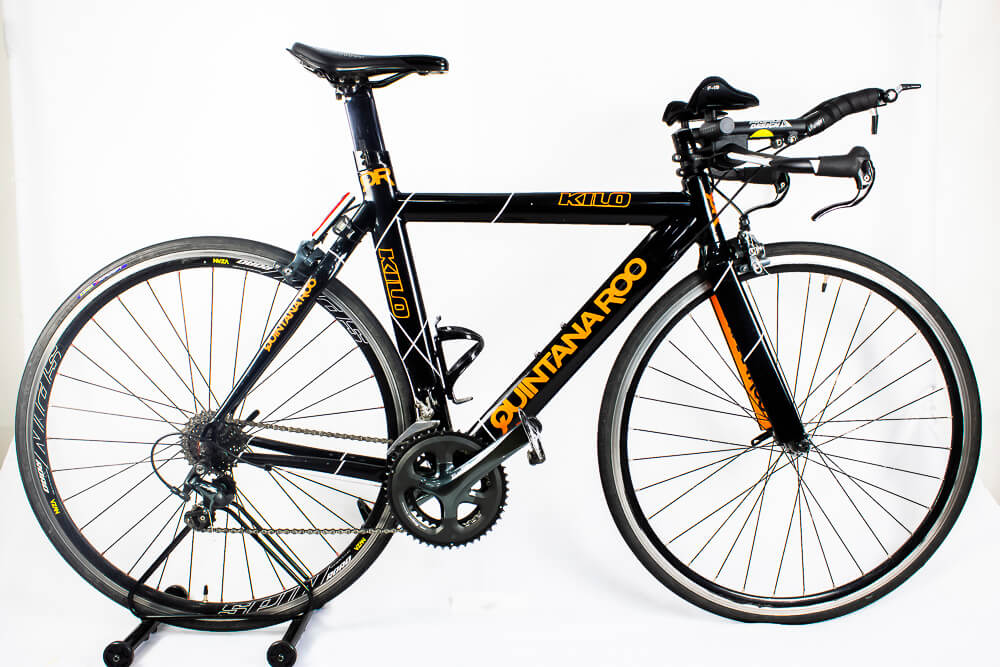 Bicicleta Quintana Roo Kilo Seminova Tamanho 52 Tiagra