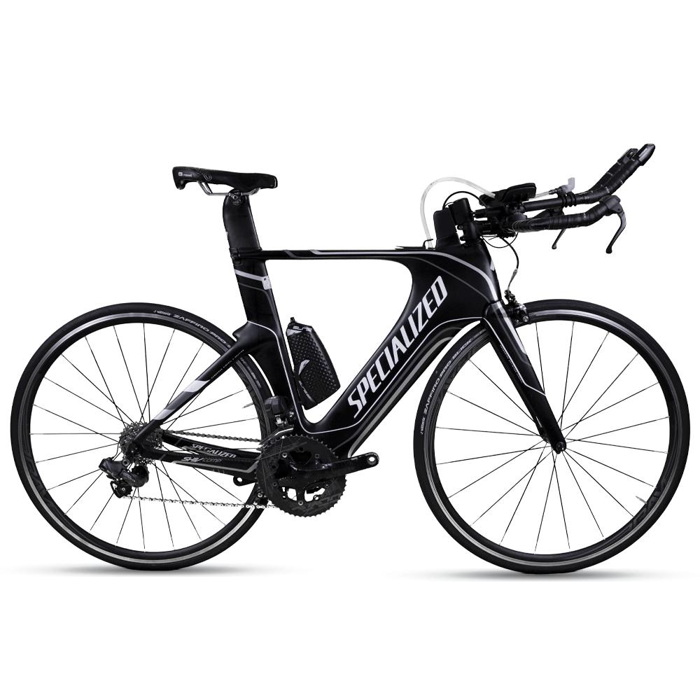 Bicicleta Specialized Shiv 53/56 Seminova Ultegra FC6770 10V