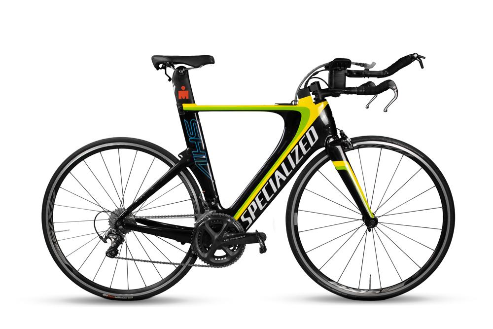 Bicicleta Specialized Shiv Tam 55 Seminova Ultegra 22V