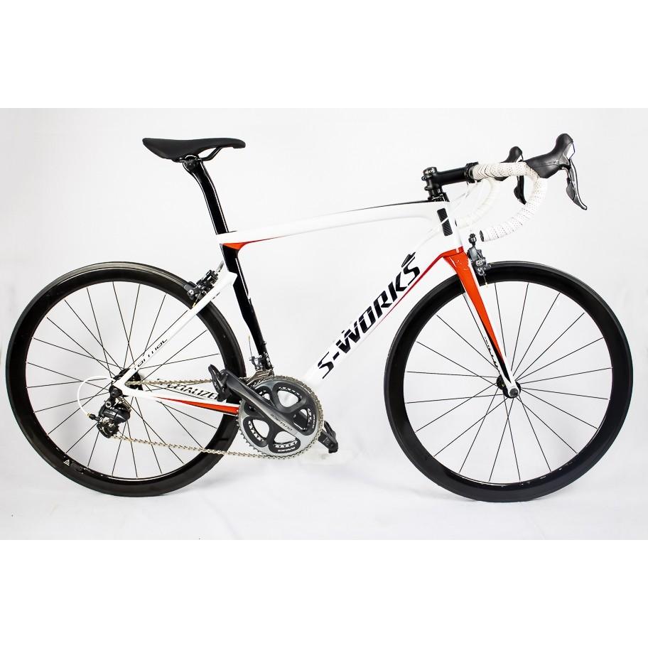 Bicicleta Specialized Sworks Tarmac Seminova 54cm OEM + Roda