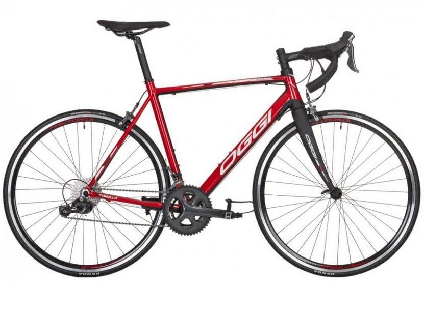 Bicicleta Speed Oggi Stimolla  43 Tiagra 20v