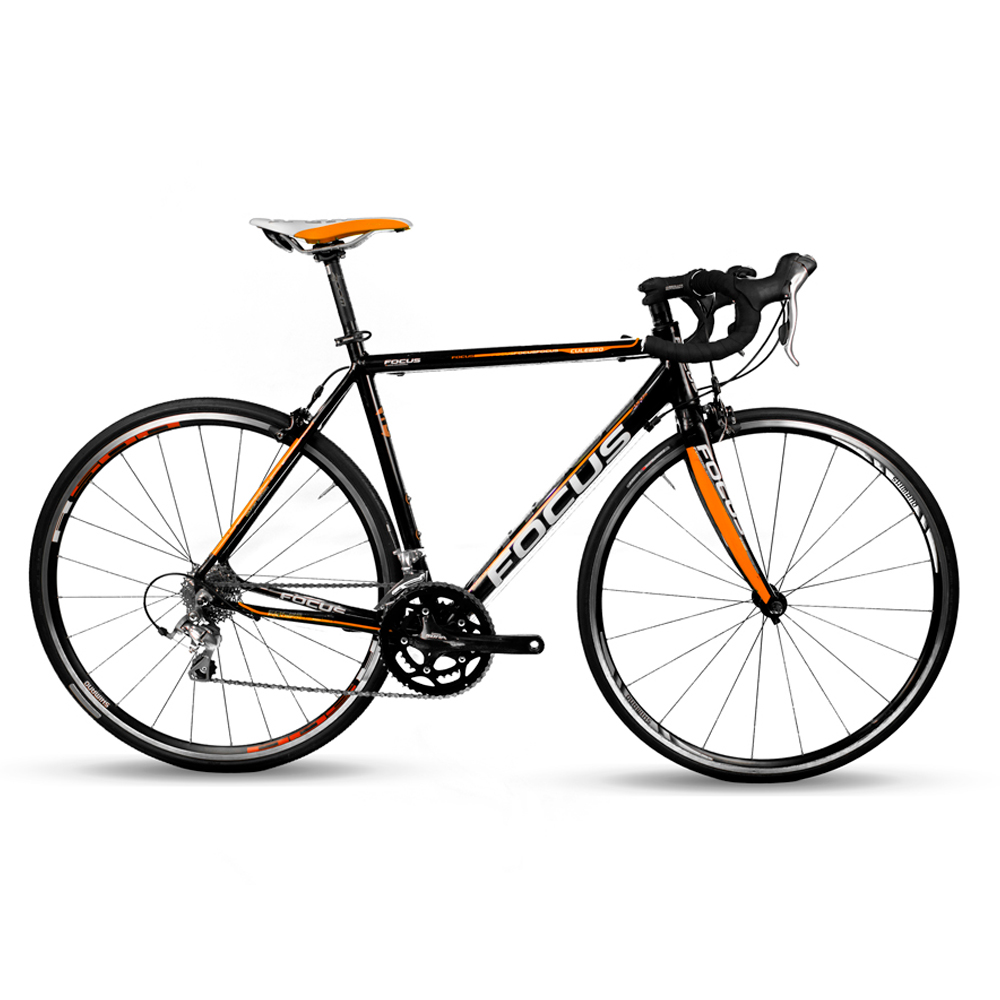 Bicicleta Speed Road Seminova Focus Culebro 54 Tiagra 10 V