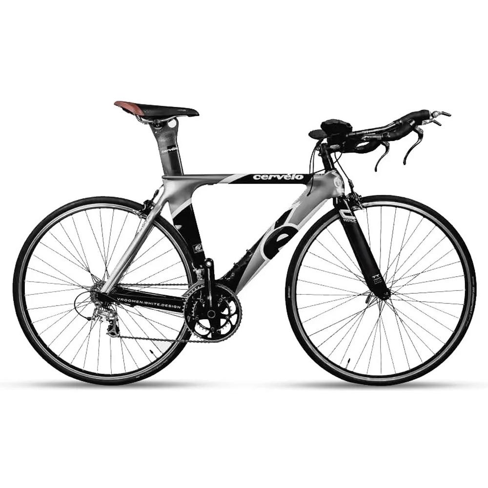 Bicicleta Triathlon Cervelo P2C 2009 Seminova Tam 54 10v