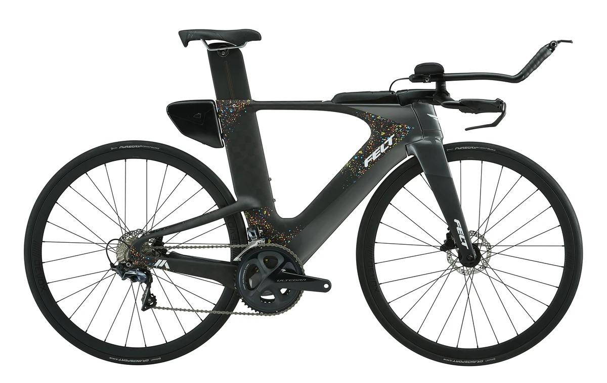Bicicleta Triathlon Felt Ia Advanced Ultegra 2020
