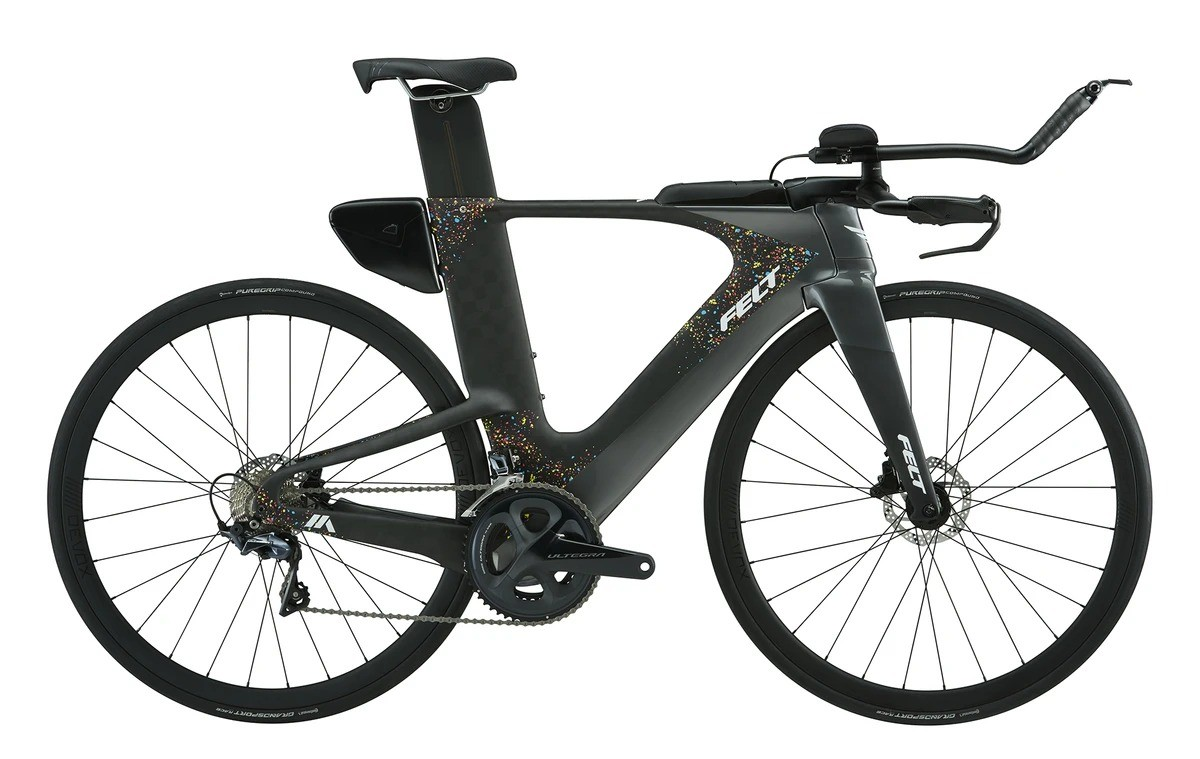Bicicleta Triathlon Felt Ia Advanced Ultegra 2020