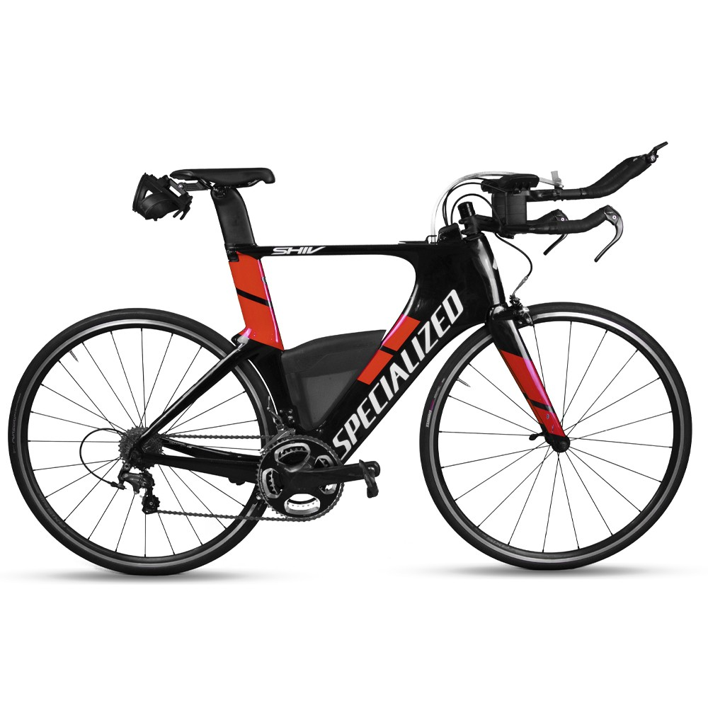 Bicicleta Triathlon Specialized Shiv Seminova Tam 58/56 11V