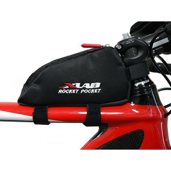 Bolsa de Quadro Xlab Rocket Pocket Xl Black