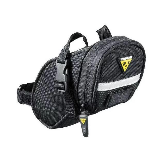 Bolsa de Selim Topeak Aero Wedge Pack com Tiras Xs
