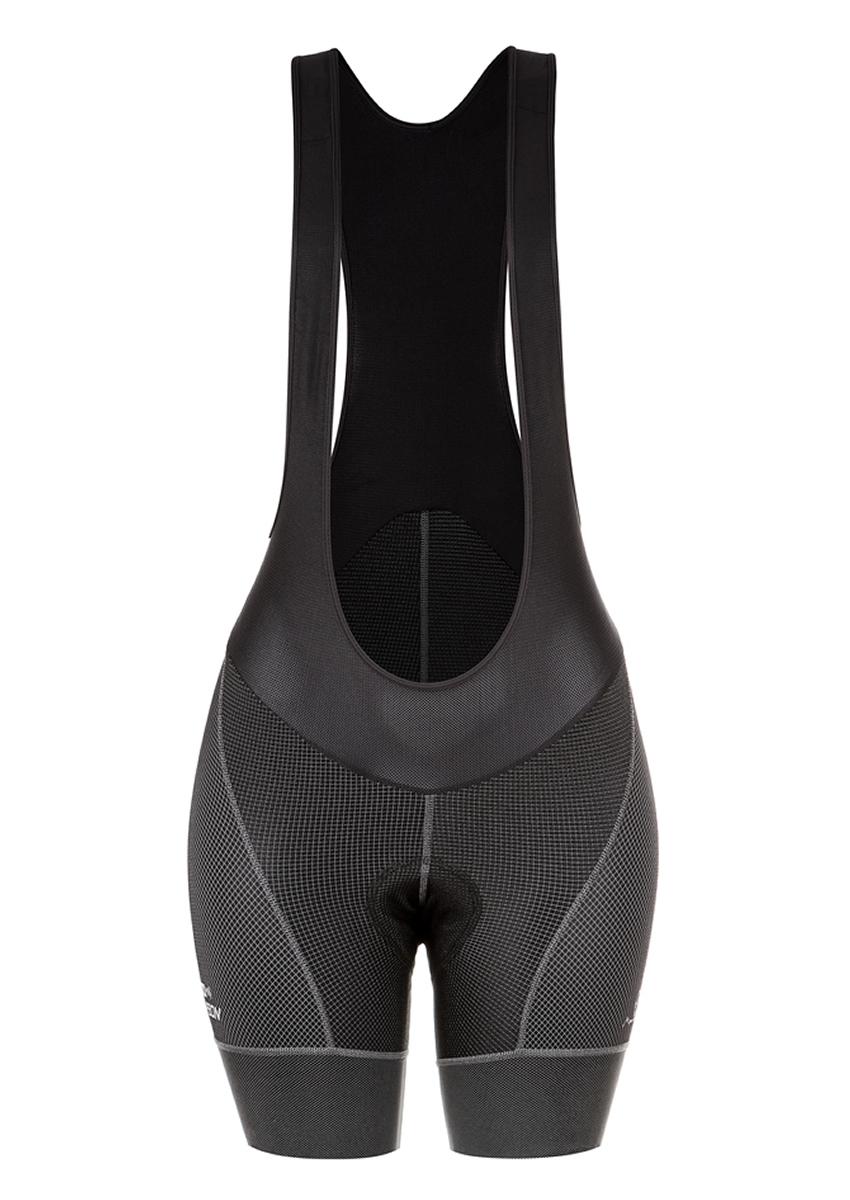 Bretelle Ciclismo Mauro Ribeiro Feminino Carbon