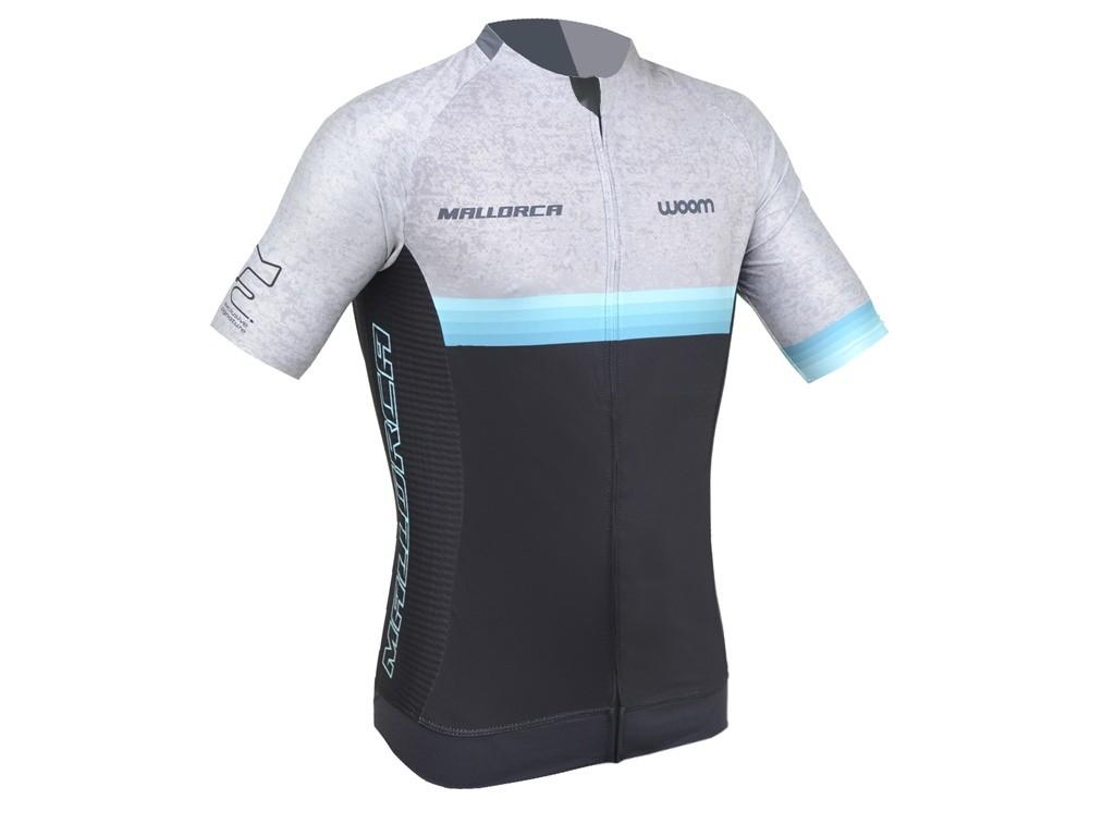 Camisa Ciclismo Masculino Woom Supreme Mallorca 2020