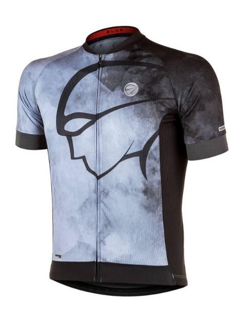 Camisa Ciclismo Mauro Ribeiro Blur Masculina Preta