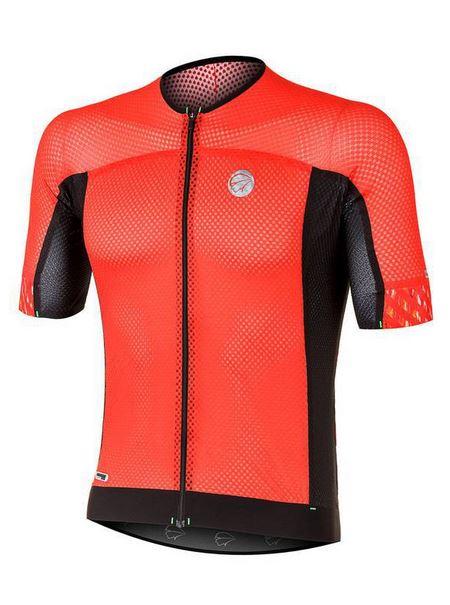 Camisa Ciclismo Mauro Ribeiro Masculina Premium Vermelho