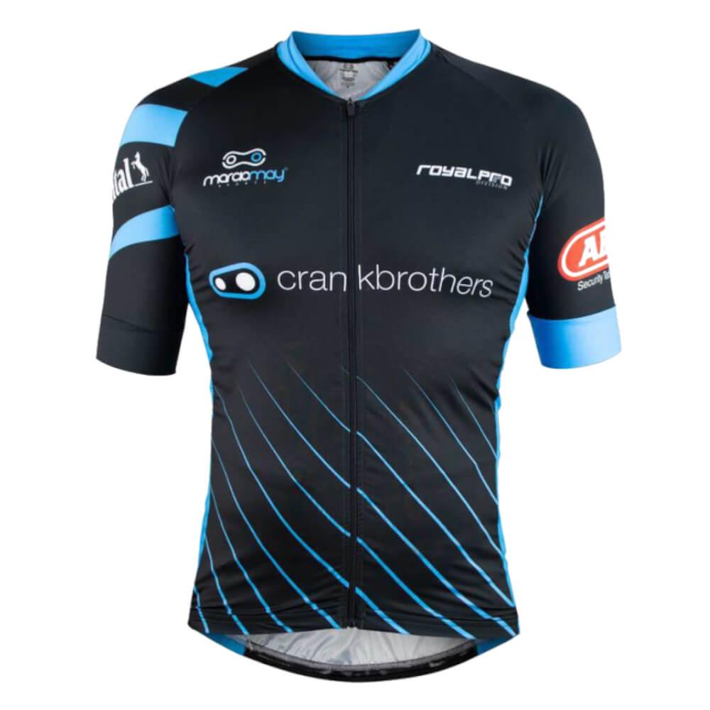 Camisa De Ciclismo Masc Royal Pro Crankbrothers Topeak Fizik
