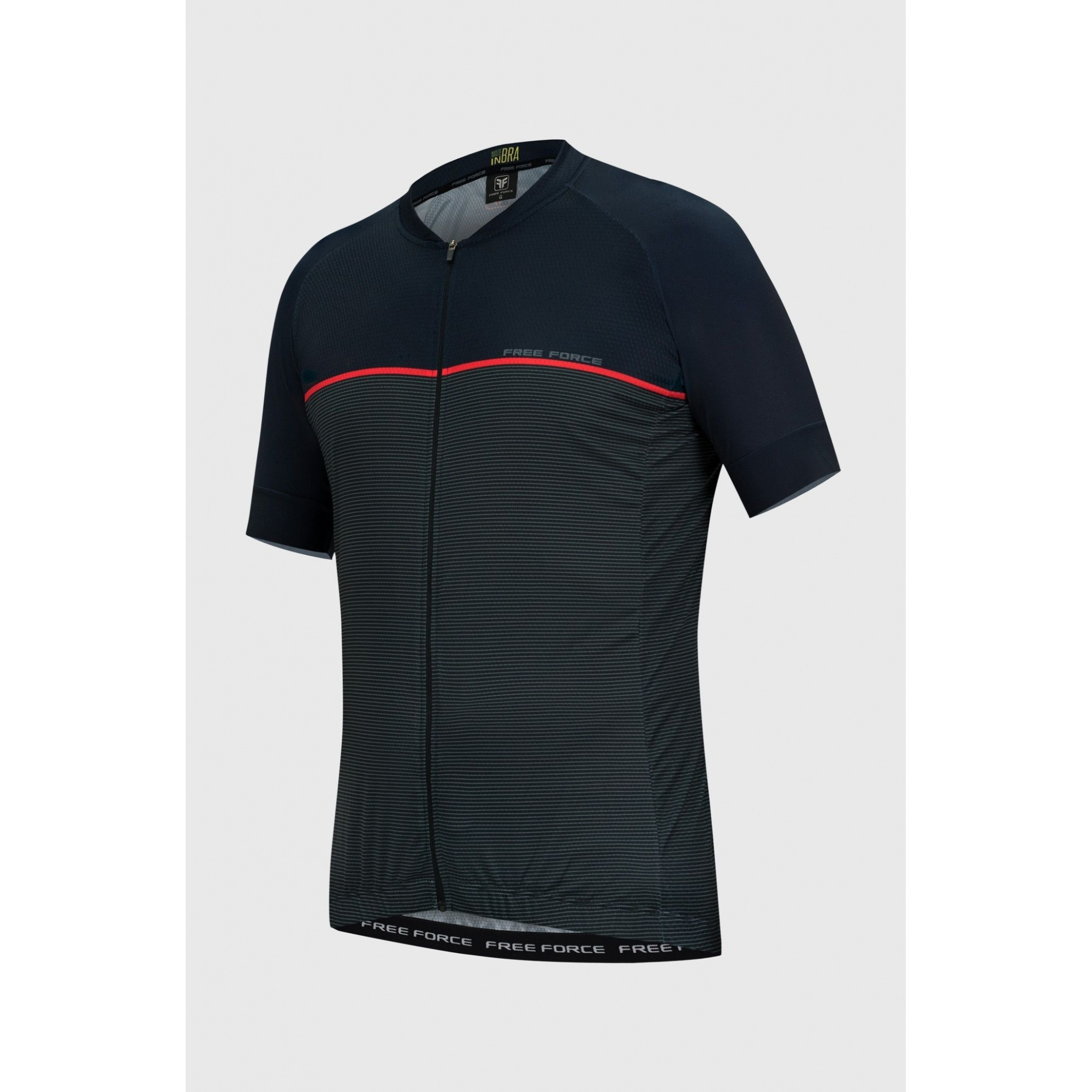 Camisa de Ciclismo Masculino Free Force Sailor